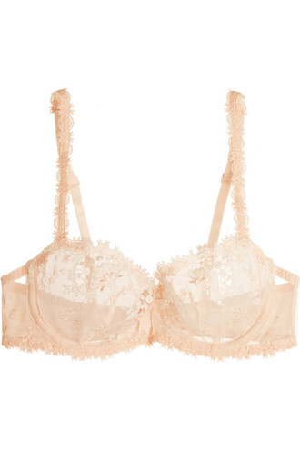 bra lace blush underwear