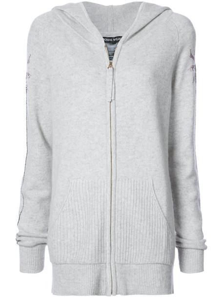 jacket loose women fit grey