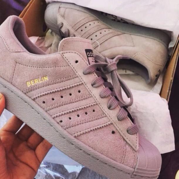 shoes nude sneakers suede sneakers adidas superstars adidas adidas berlin brown 8.5 low price pastel pink adidas pink sneakers low top sneakers