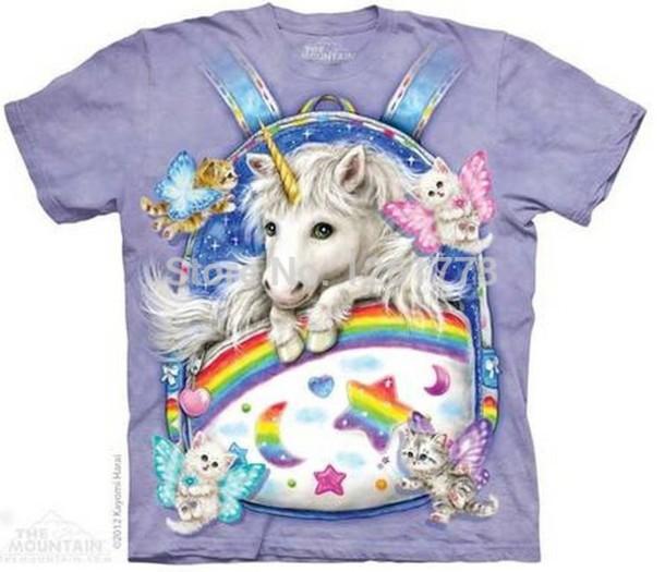Shirt Unicorn Unicorn Shirt Pastel Fairy Fairy Kei Kawaii