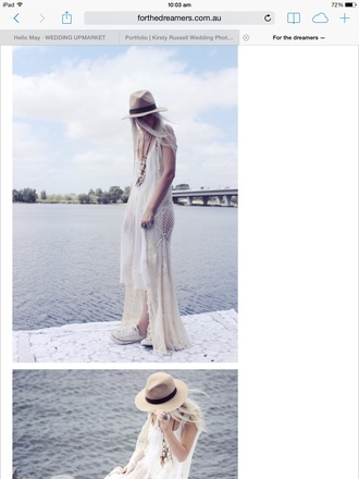 cardigan white crochet vest full length