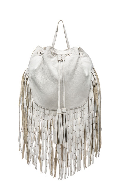 cleobella backpack white