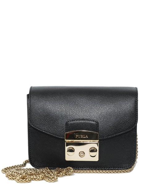 Furla bag shoulder bag black