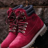 Red Timberlands Shop For Red Timberlands On Wheretoget