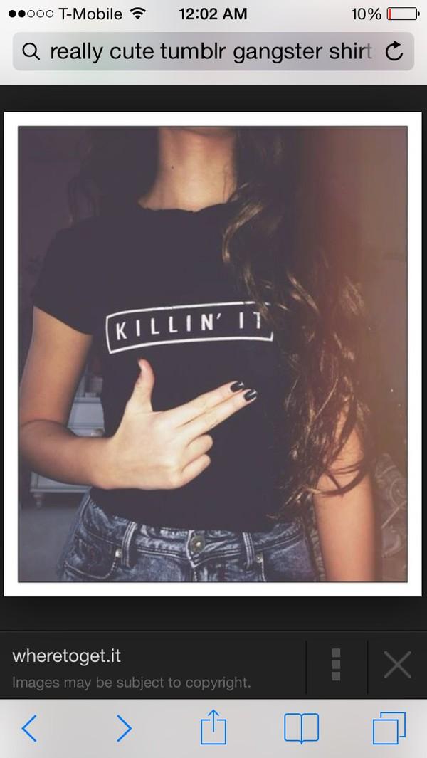 shirt i really want it