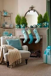 home accessory,christmas home decor,christmas,home decor,holiday home decor,holiday season,decoration,pillow,chair,fireplace