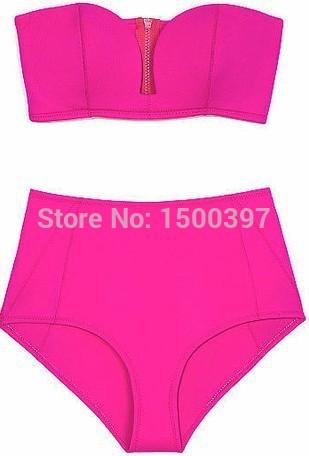Aliexpress.com : buy 2015 summer women neoprene bikini biquini triangle swimwear swimsuit neon neoprene cheap price bathing suit size xs/s/m/l/xl from reliable swimsuits performance suppliers on igoodbuy