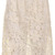 ROMWE | Cut-out Lace Embroidered Cream Skirt, The Latest Street Fashion