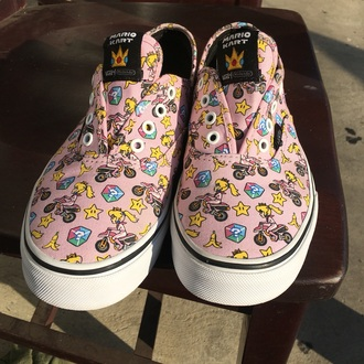 shoes vans sneakers princess