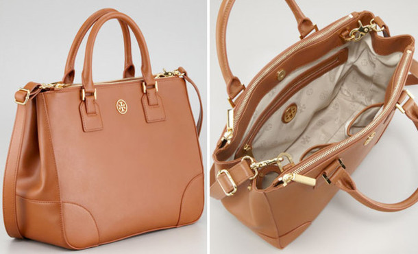 24dddaf805f3 Bag structured bag chesnut brown tan wheretoget jpg 610x370 Tan bag
