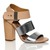 In the App: Chunky Heeled Sandals – Fashion Scout Daily