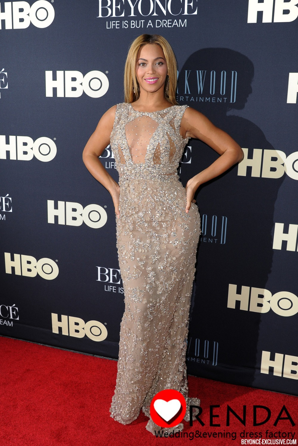 Beyonce Wearing Elie Saab Couture Sexy Mermaid Heavy Beads SeeThrough Shiny Luxurious Prom Celebrity Dresses 2013-in Prom Dresses from Apparel & Accessories on Aliexpress.com