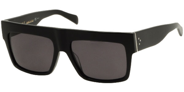 Celine CL 41756/S ZZ-Top Polarized 807/3H Sunglasses in Black | SmartBuyGlasses USA