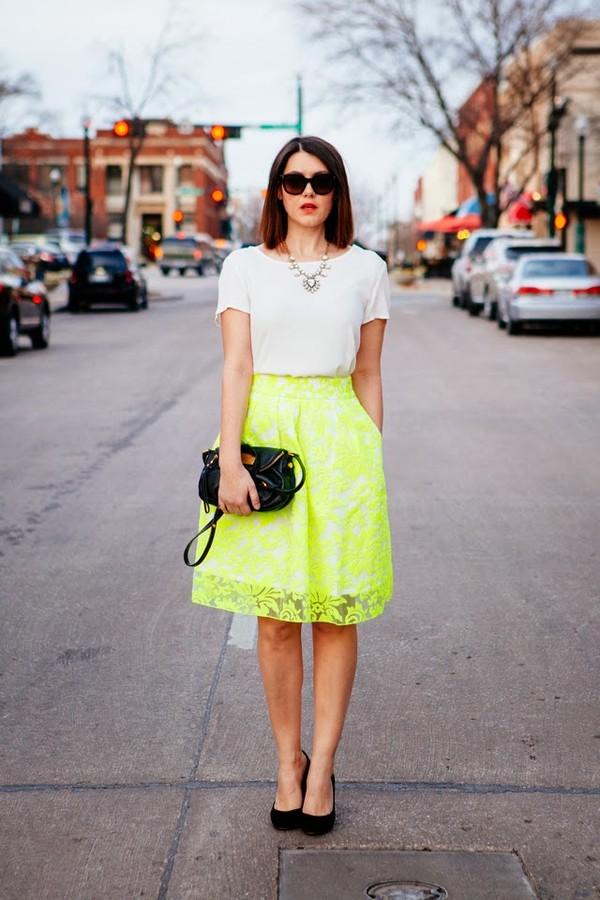 kendi everyday t-shirt skirt bag shoes sunglasses jewels