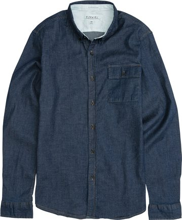 EZEKIEL SPEEDMAN LS SHIRT > Mens > Clothing > Shirts | Swell.com