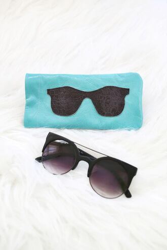 sunglasses silver silver bar sunglasses cat eye cat eye matte black