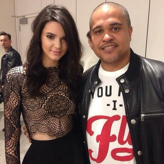 kendall and kylie jenner blouse kendall jenner black kendal kardashian a