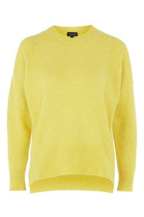 topshop embossed logo sweatshirt by ivy park lilac. Black Bedroom Furniture Sets. Home Design Ideas