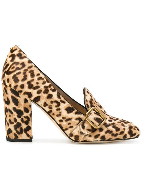 Sam Edelman hair women pumps brown shoes