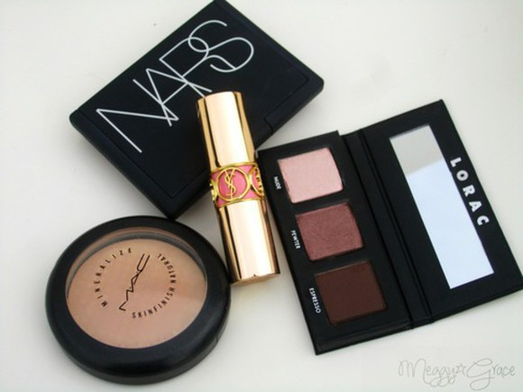mac make-up nars saint laurent yves saint laurent