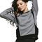 Michi blade sweatshirt - grey/black