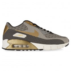 Nike Sportswear AIR MAX 90 JACQUARD, Ivory/Metallic Gold QUICKSTRIKE TROPHIES COLLECTION @ Hype DC
