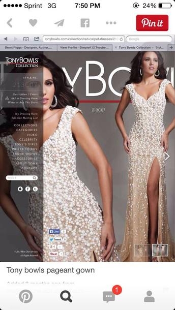 dress shimmer