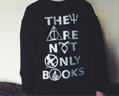 sweater,the hunger games