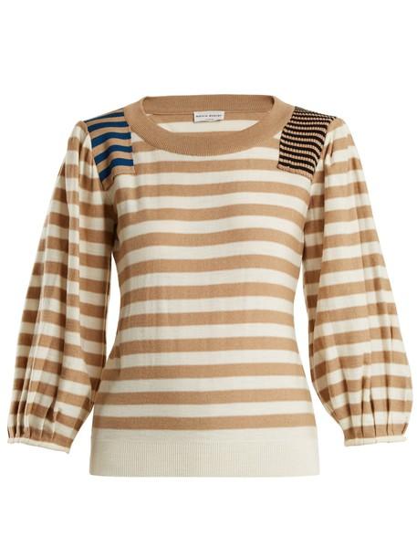 sweater wool sweater wool beige
