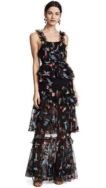 Alice McCall dress black