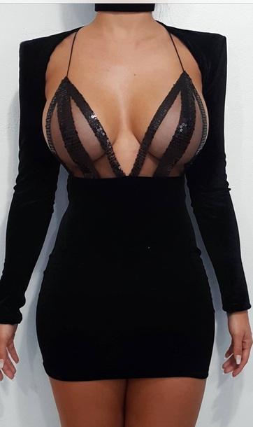 dress velvet dress mesh dress mini dress
