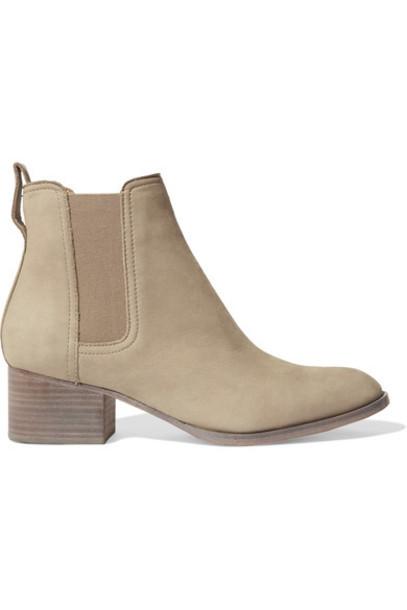 Rag & Bone light chelsea boots shoes
