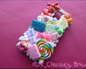 phone cover,colorful,girly,pretty,candy,phone,icifashion