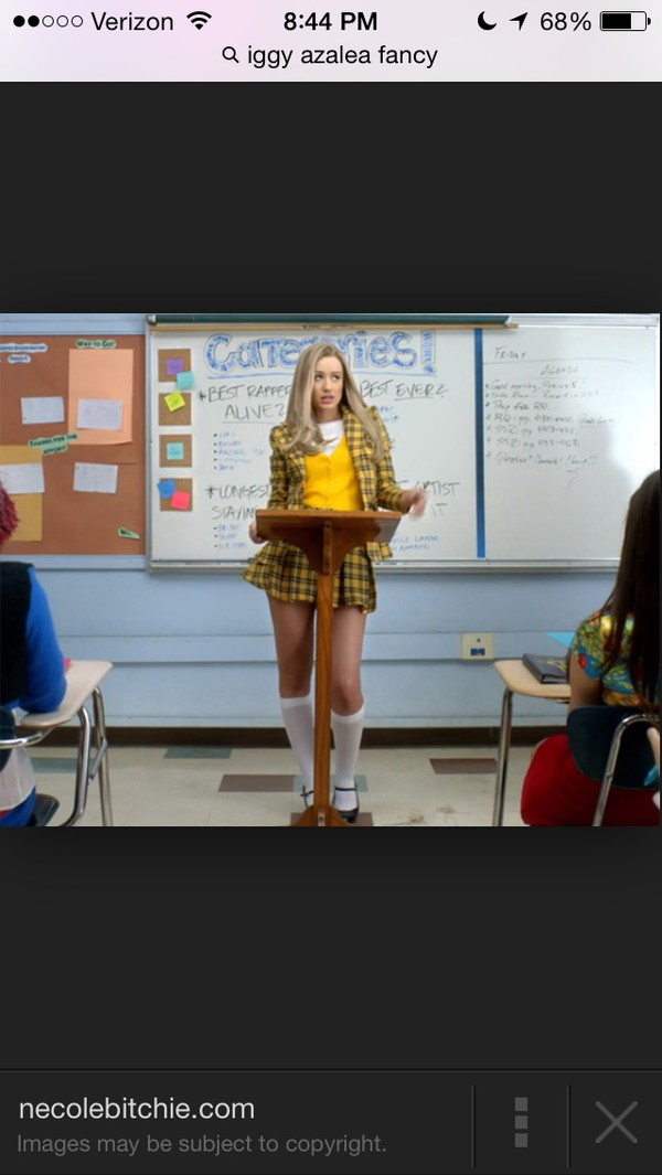 plaid skirt iggy azalea plaid jacket skirt