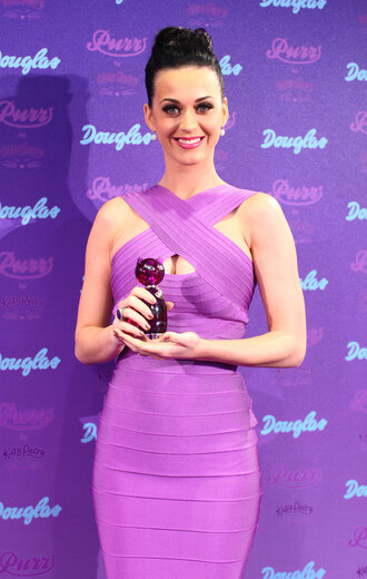 katy perry purple