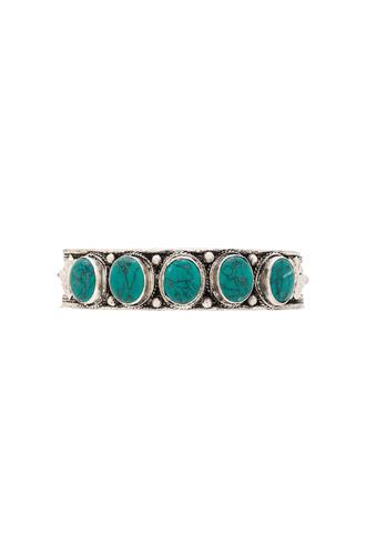 cuff metallic silver jewels