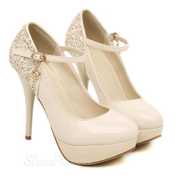 shoes prom shoes high heels platform heels diamonds silver heels glittery heels
