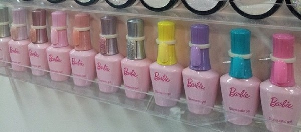 nail polish barbie gel polishes nail art mattel nail art nail gel gel polish nails pink nail accessories nail varnish