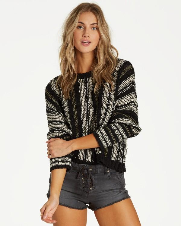 Easy Going Sweater 828570391362   Billabong