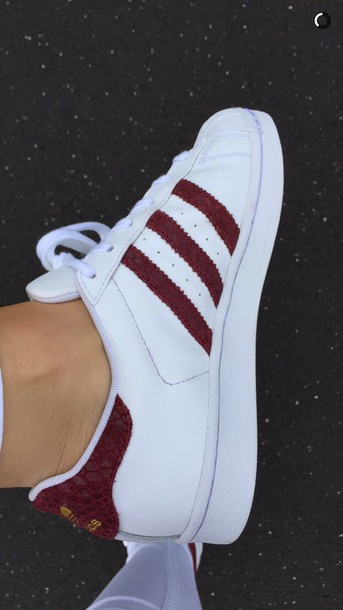 63a183659da Adidas Superstar Rose Red herbusinessuk.co.uk