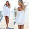 Chiffon boho dress – dream closet couture