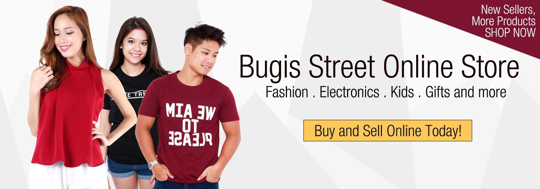 Bugis street clothes online