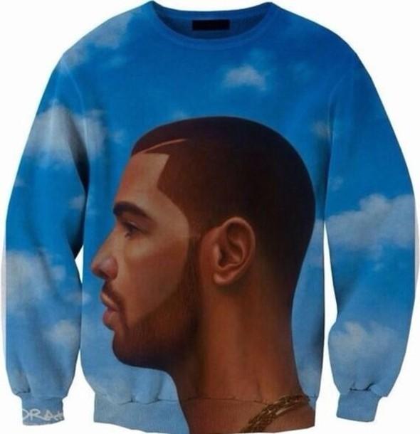 sweater drake nothing was the same swimwear