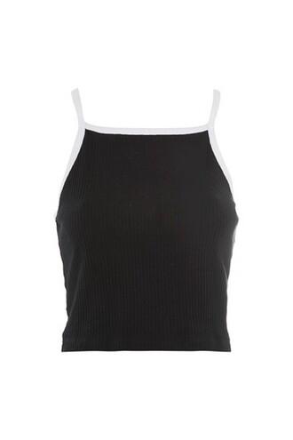 vest cropped black jacket