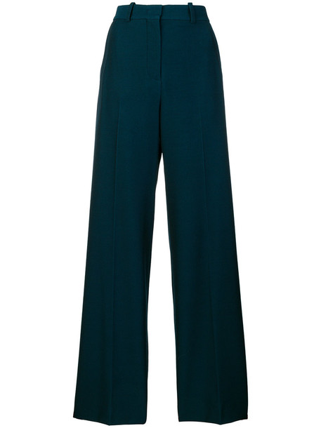 See by Chloe high waisted high women spandex blue pants