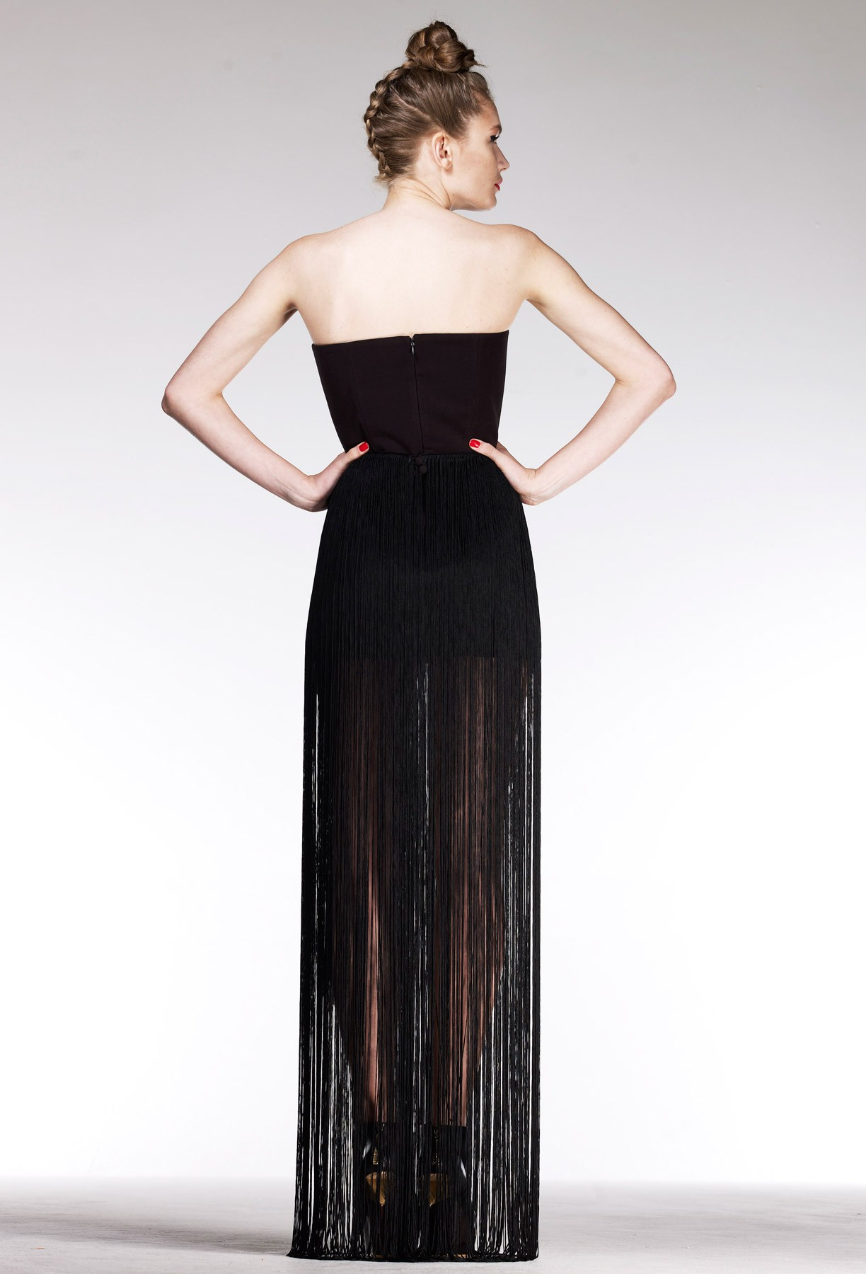 To acquire Maxi Fringe dress pictures trends