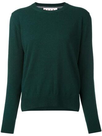 sweater women green