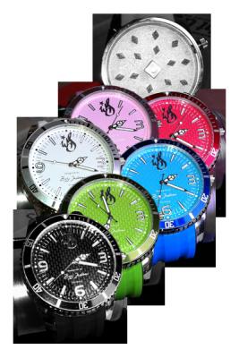 WS Grinder-Uhren - WEED-STAR