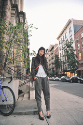 neon blush,jacket,t-shirt,pants,shoes,hat