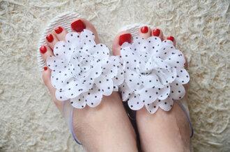 shoes beach sandals flip-flops wedding shoes